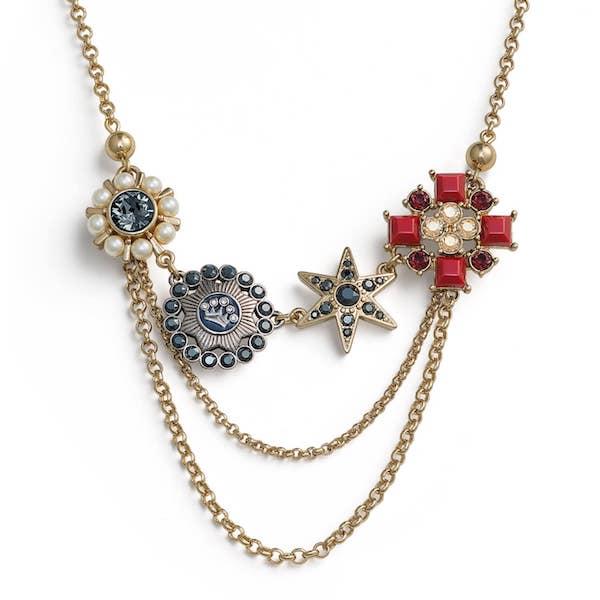 Collar Ayla Star