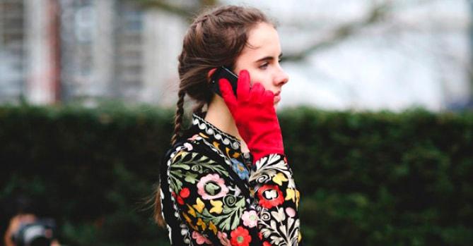 Street Style: lo mejor de la moda de la calle en modo imperial