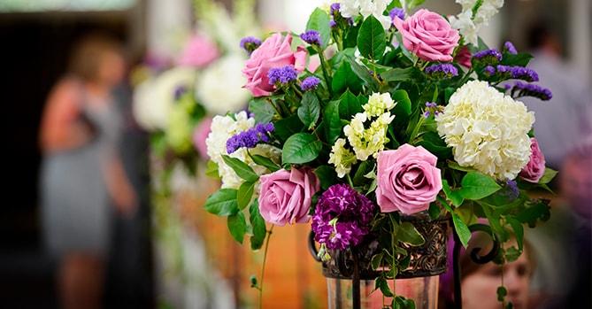 Decoración Floral para mamá