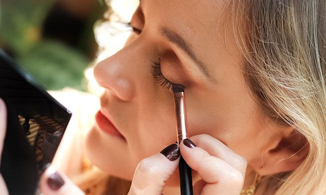 ¿Smokey eye para un look natural? ¡sí!