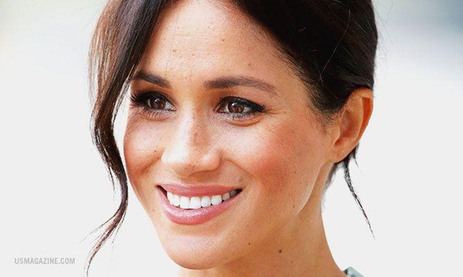 Descubre cómo la duquesa de Sussex luce un maquillaje fácil y natural.