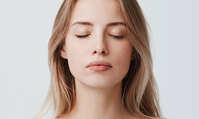 Beneficios de meditación para tu piel
