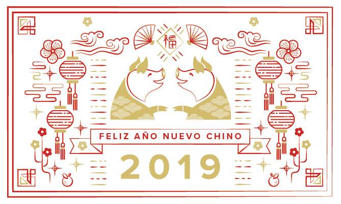 Año Nuevo Chino: ¿Cómo será el año del Cerdo 2019?