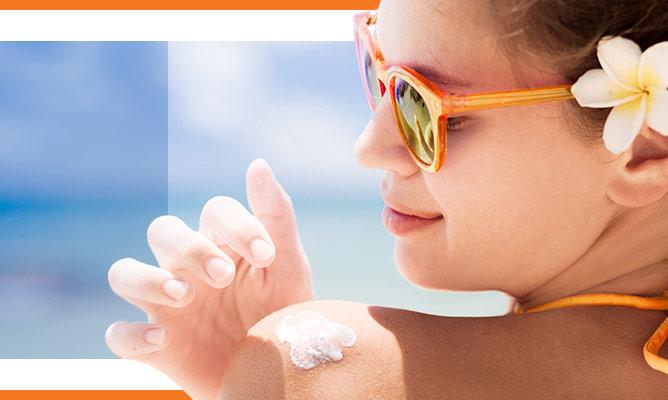 Protegerte del sol es el primer paso