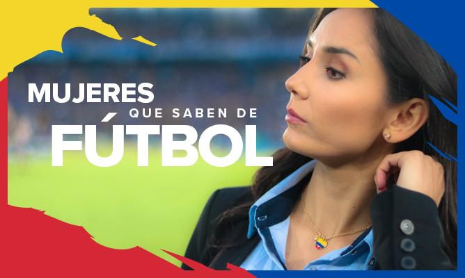 Mujeres que saben de fútbol, rompiendo estereotipos
