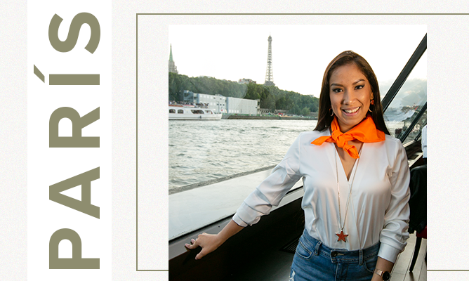 Los 5 lugares que debes visitar en París