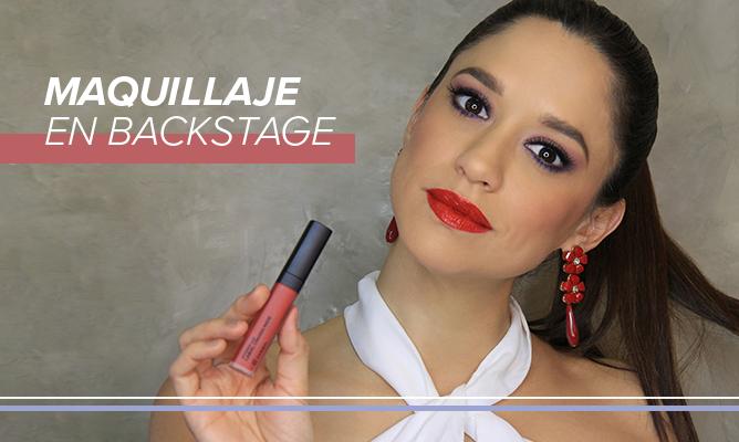 """El truco que usan los maquilladores en los """"backstage"""" con el que lograrás un rostro radiante en 2 minutos"""