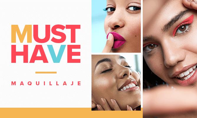 5 productos de maquillaje que debes tener