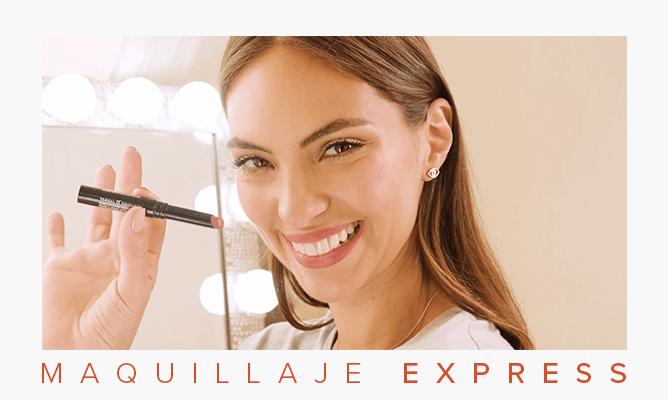 Maquillaje express para mamás