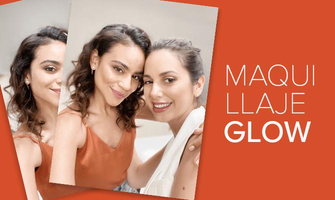 Aprende a hacer un maquillaje glow