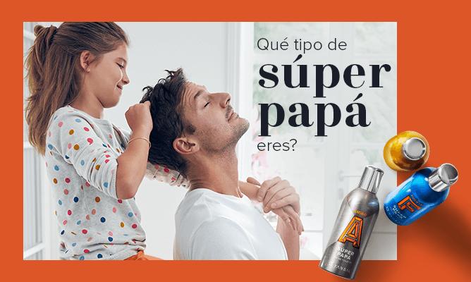 Qué tipo de súper papá eres?