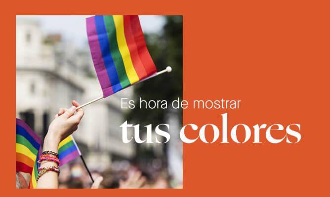 Es hora de mostrar tus colores