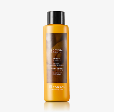 Body Spa Lúcuma Shampoo Volumen/Antiedad