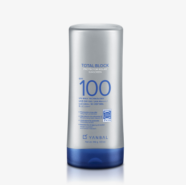 Total Block Protector Solar Spf 100
