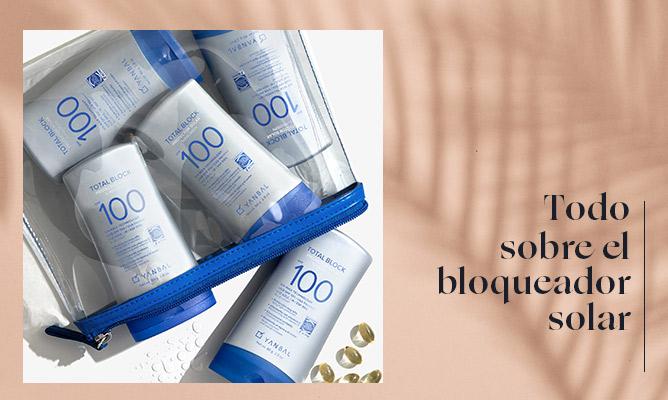 Skincare 101: Todo sobre el bloqueador solar
