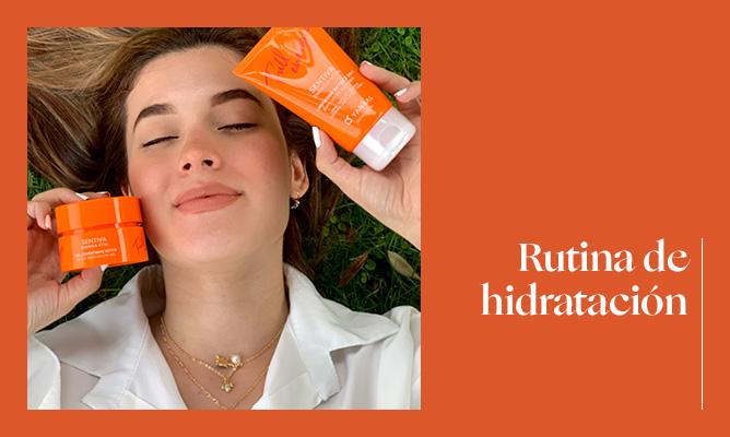 Rutina de hidratación para cada tipo de piel