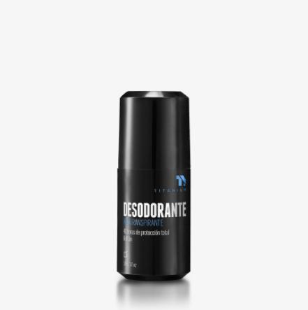 Titanium Desodorante
