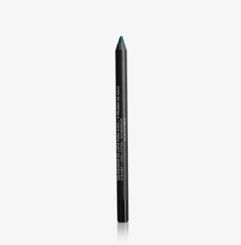 Delineador Lápiz Larga Duración Ojos Verde Esmeralda